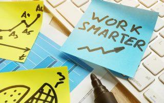 Tradie marketing work smarter