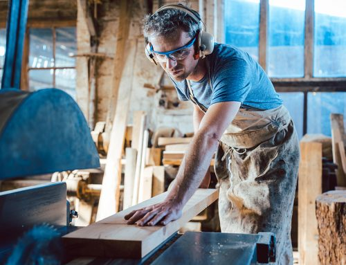How does digital marketing for carpenters and cabinet makers work?